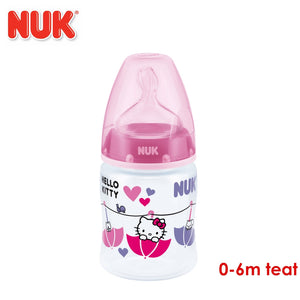 NUK Premium Choice Hello Kitty 150ml PP Bottle With 0-6 Months Teat