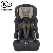 Load image into Gallery viewer, Kinderkraft Comfort Up Combination Booster Car Seat With 5 Points Harness and Adjustable Headrest