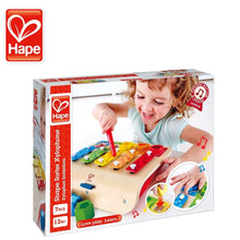Load image into Gallery viewer, Hape Shape Sorter Xylophone