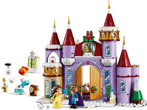 Lego 43180 Disney Belle's Castle Winter Celebration Disney Princess Building Kit, Great Birthday Gift for Kids