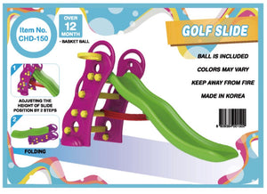 My Dear Golf Slide 29015 With 2 Adjustable Height Levels Made In Korea