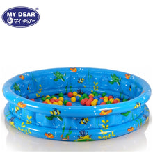 Load image into Gallery viewer, My Dear Giant 168cm Ball Pool 33009 With 100 Balls and Foot Pump Included Together, Suitable For Children 3 Years Old and Above