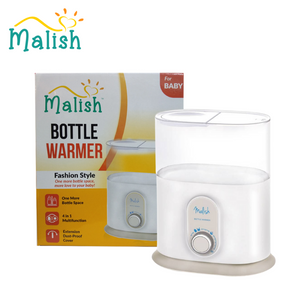 Malish Multi-Functions Baby Bottle Warmer & Sterilizer with 1 Year Warranty
