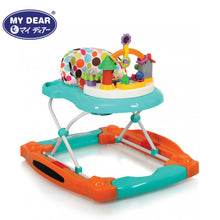 Load image into Gallery viewer, My Dear 2 in 1 Baby Walker With Rocking Function 20111