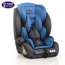 Load image into Gallery viewer, My Dear 30036 Booster Car Seat with Isofix, Zip Cover & Adjustable Headrest
