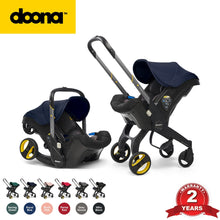 Load image into Gallery viewer, Doona Infant Car Seat Stroller All In One Travel System, Transform From Car Seat to Stroller In Seconds