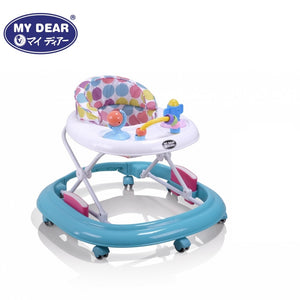 My Dear Baby Walker 20083 With Music And Rocking Function