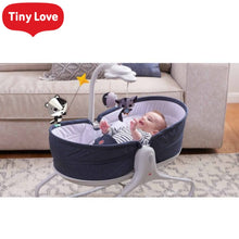 Load image into Gallery viewer, Tiny Love 3 in 1 Rocker Napper (Denim)