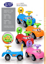 Load image into Gallery viewer, My Dear 23073 Ride On Toy Car With Battery Operated Music & Horn