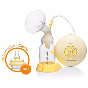 Medela Swing Breast Pump with 2-Phase Expression (Comes with Calma Teat)