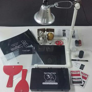 Complete Screen Printing Kit