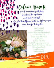 Load image into Gallery viewer, Colour Bomb - £470.00