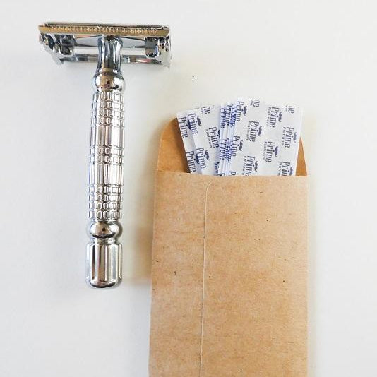 Albatross Butterfly Safety Razor