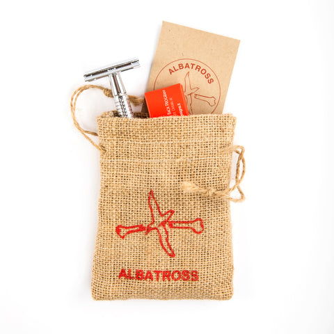 Albatross Extra Long Butterfly Safety Razor