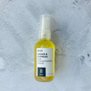 Cedar & Cypress Strengthening Hair Serum