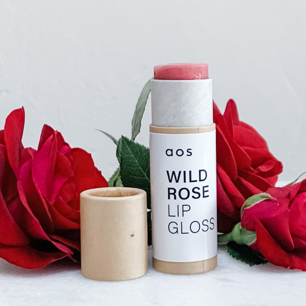 Wild Rose Lip Gloss