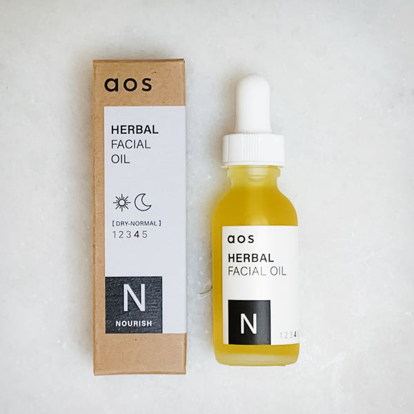 Herbal Facial Oil