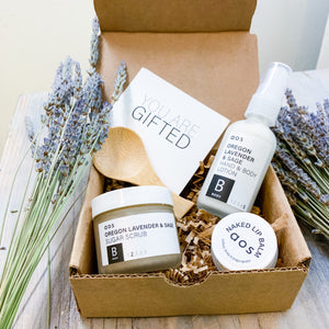 Oregon Lavender & Sage Gift Set
