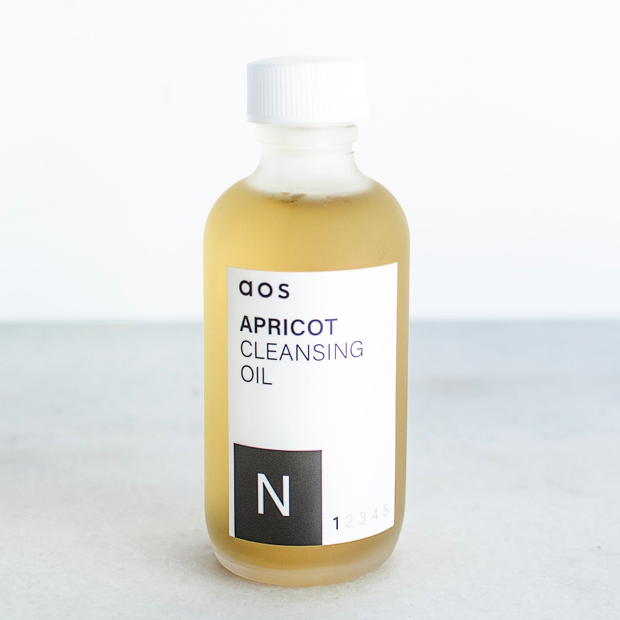 Apricot Cleansing Oil