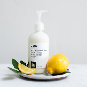 Detox Lemon Drop Brightening Hand & Body Lotion