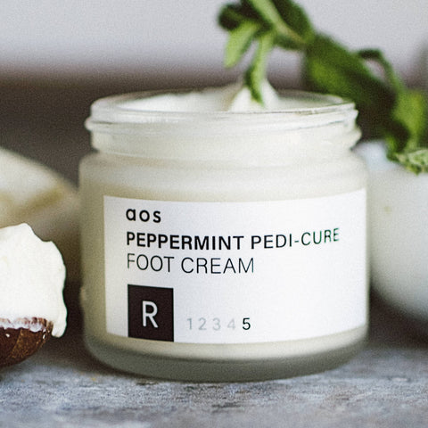 Peppermint Pedi-Cure Foot Cream
