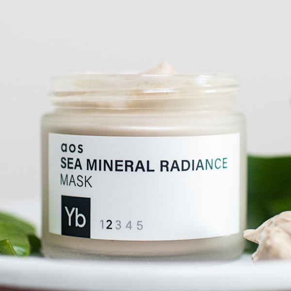 Sea Mineral Radiance Mask