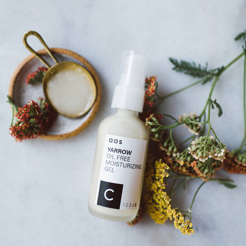 Yarrow Oil-Free Moisturizing Gel