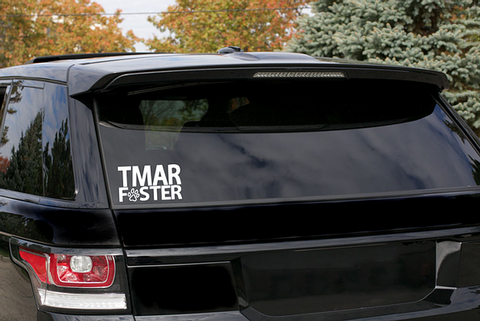 TMAR Car Decal