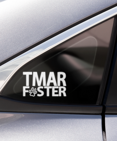 TMAR Foster Car Decal