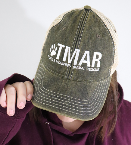 The Nessie TMAR Embroidered Snapback Hat