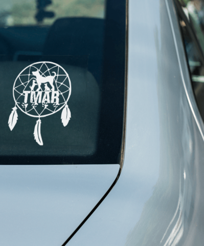 TMAR Logo Car Decal