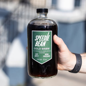 32oz Duke Cold Brew Coffee <br>Eco-Friendly Glass Bottle