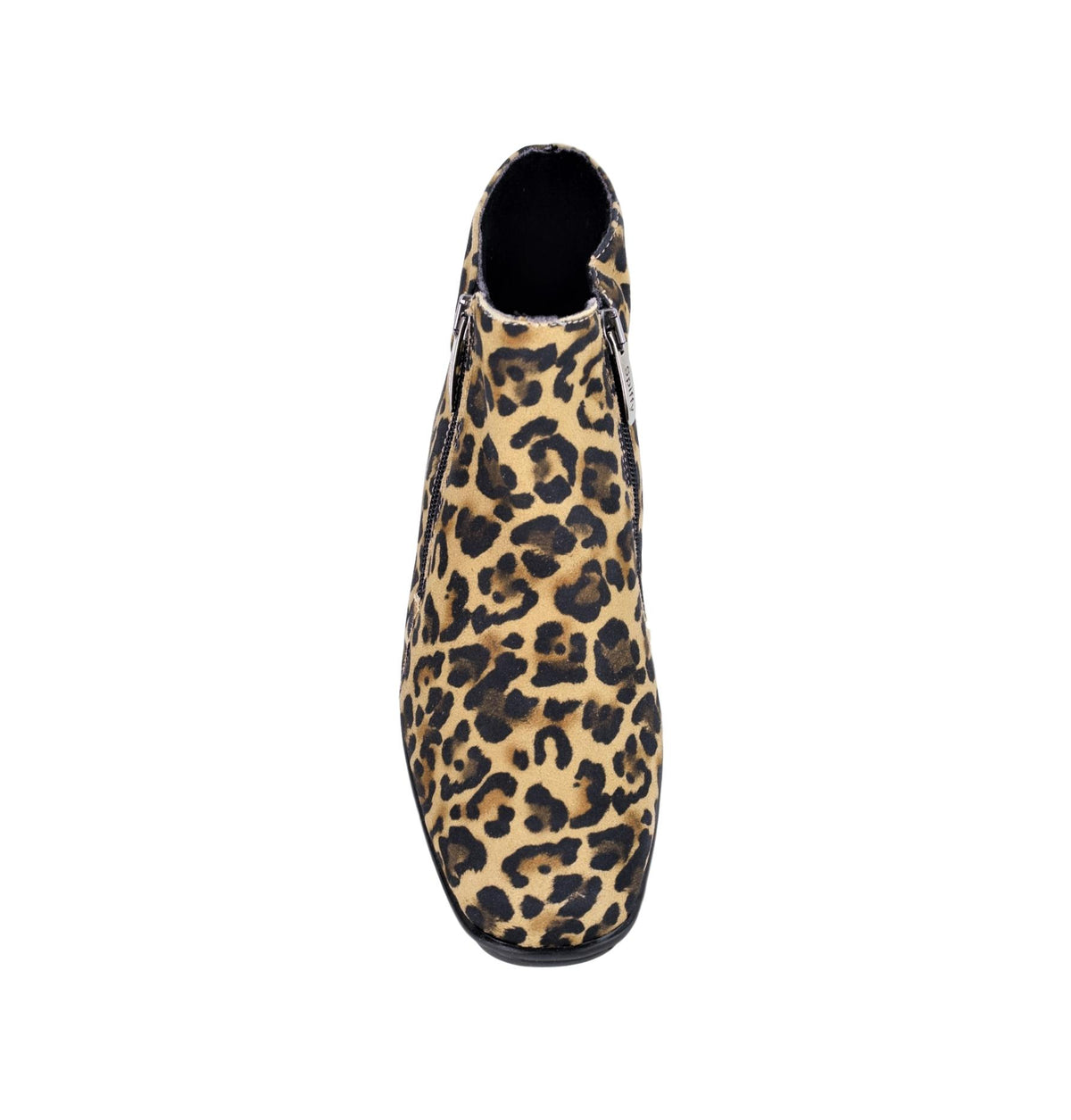 JAGAR - Spiffy Ankle Boots Leopard