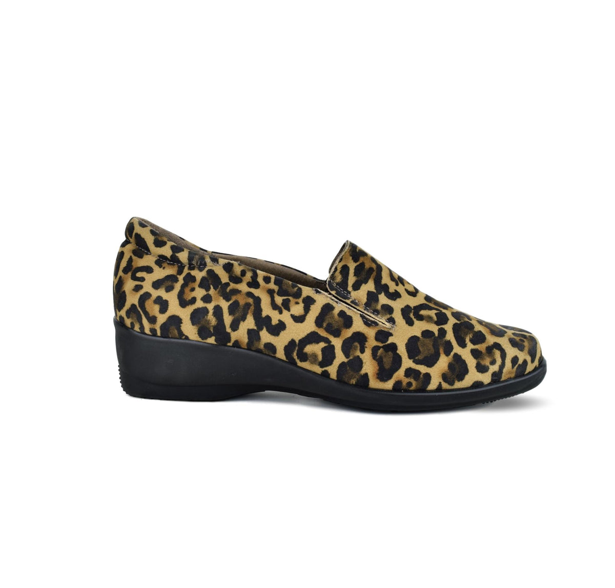 KELLY - Spiffy Closed Shoes Leopard
