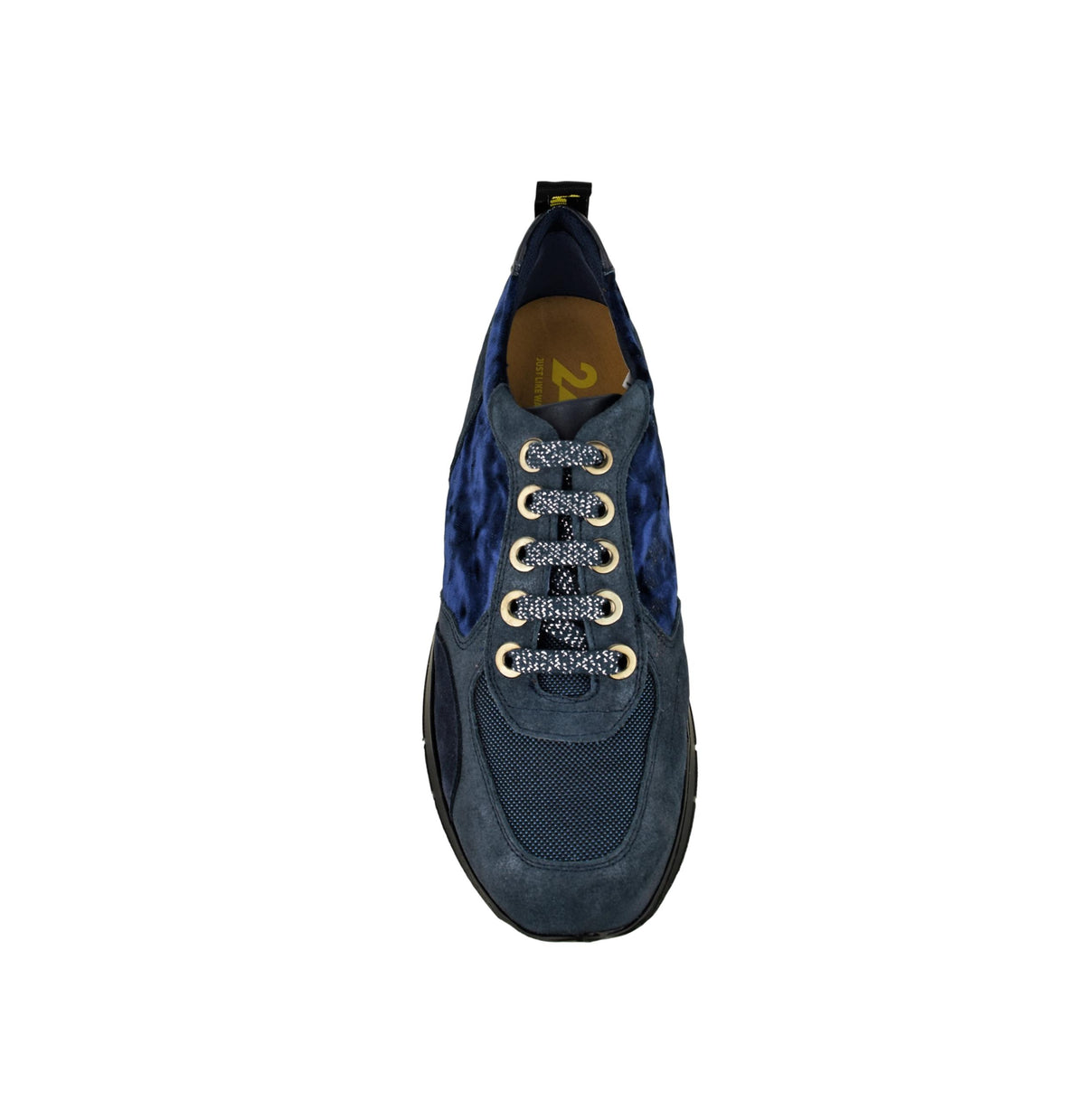 NOTTE - 24 Hrs Lace Up Navy