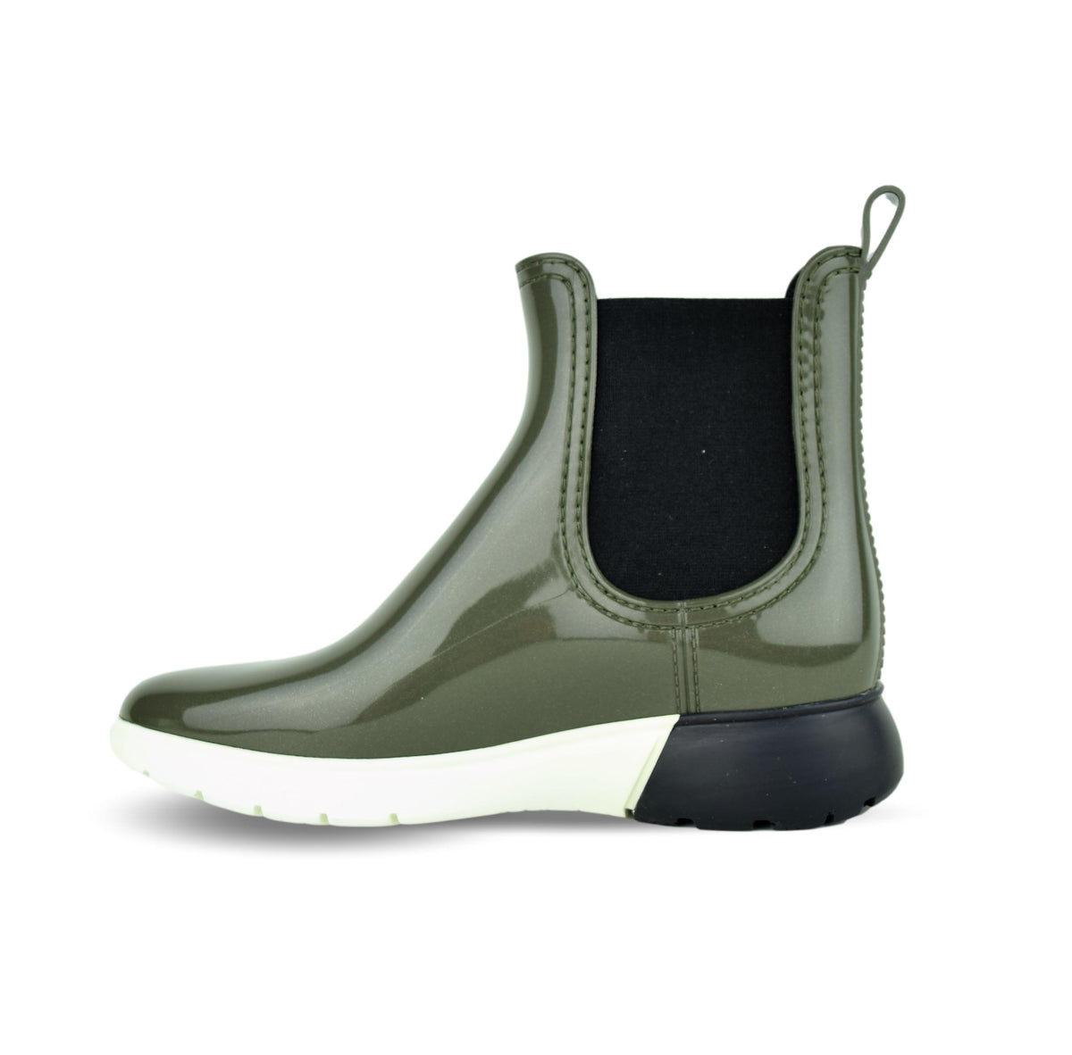 WING - Lemon Jelly Gum Boot Khaki