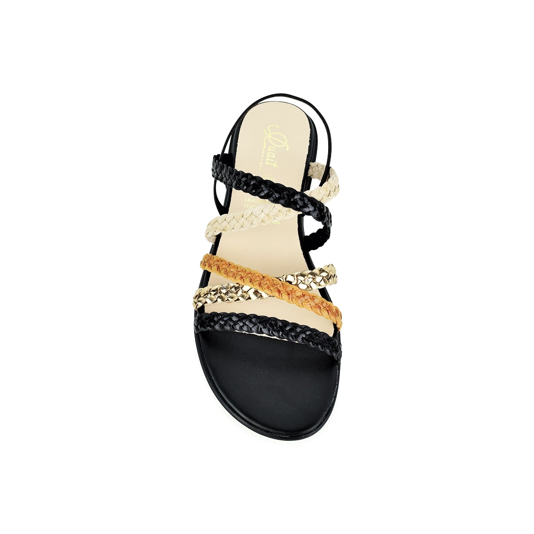 ADALIA - Quait French Full Black Multi