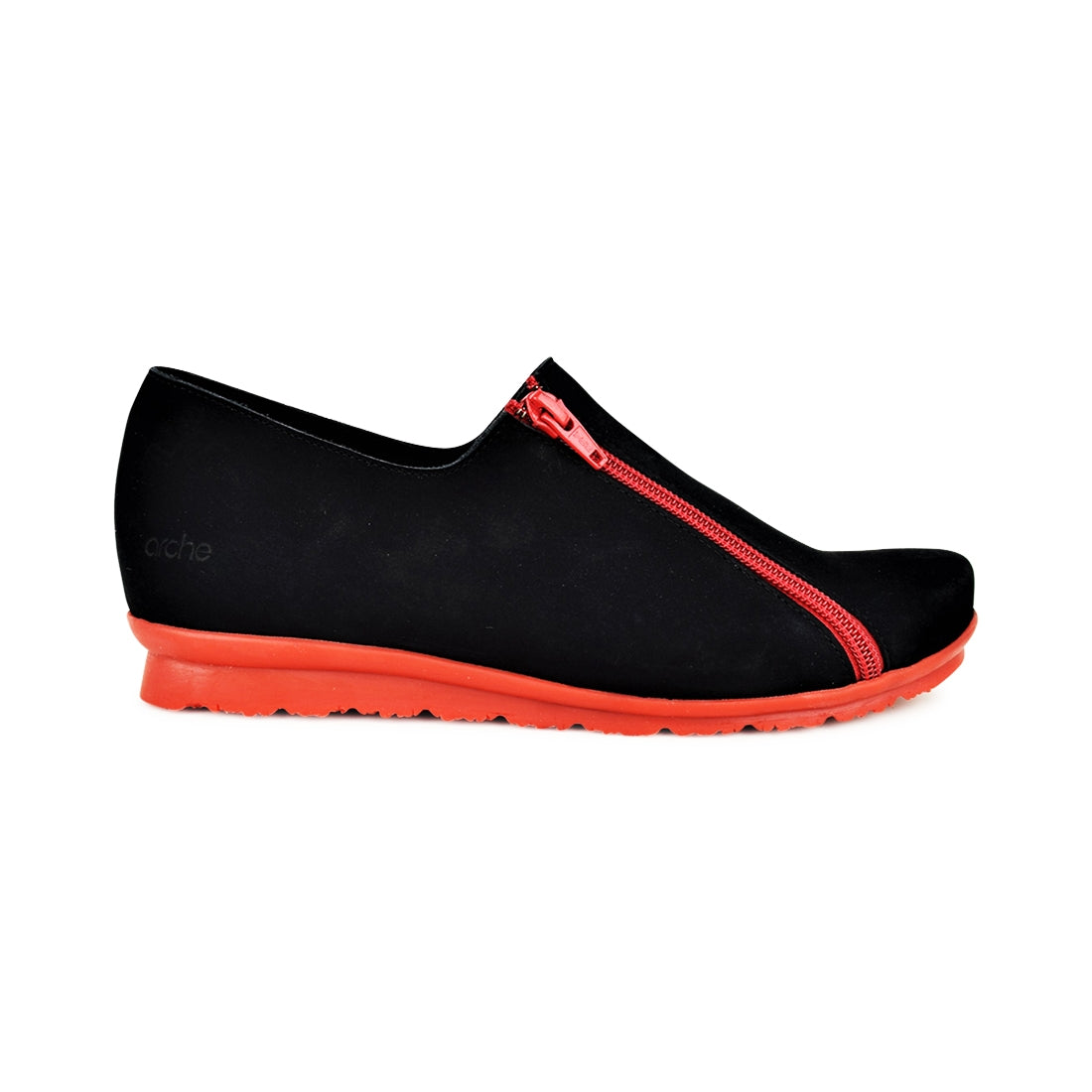 BARWAY - Arche Black Nubuck
