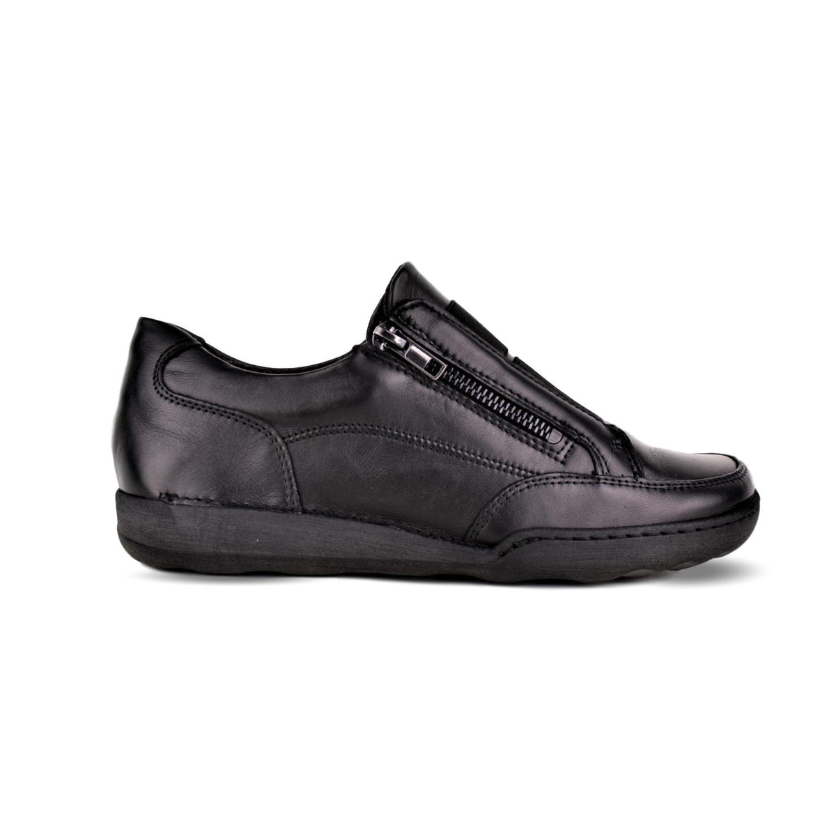 BRIA - Relax Closed Shoe Black