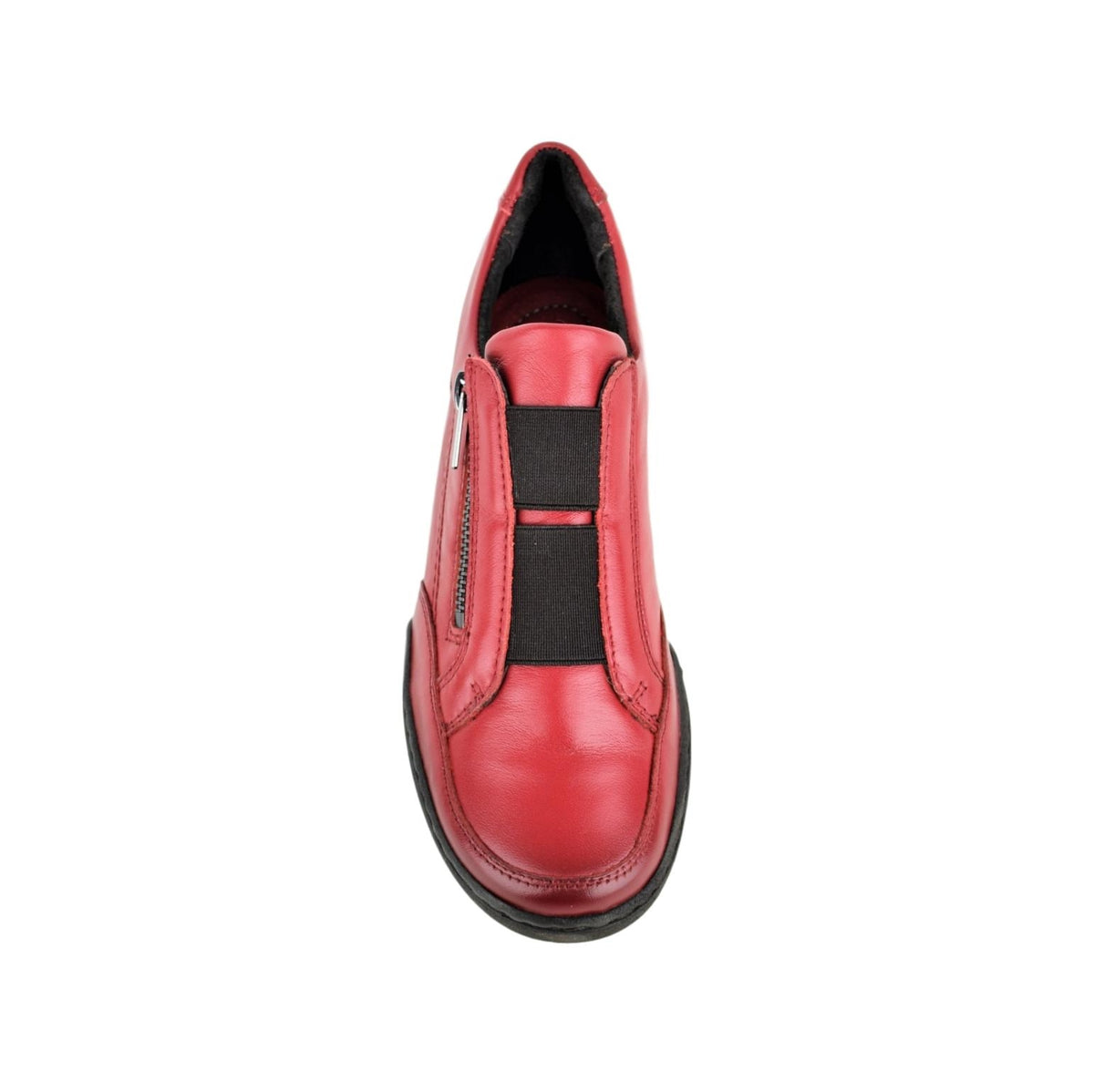 BRIA - Relax Closed Shoe Red