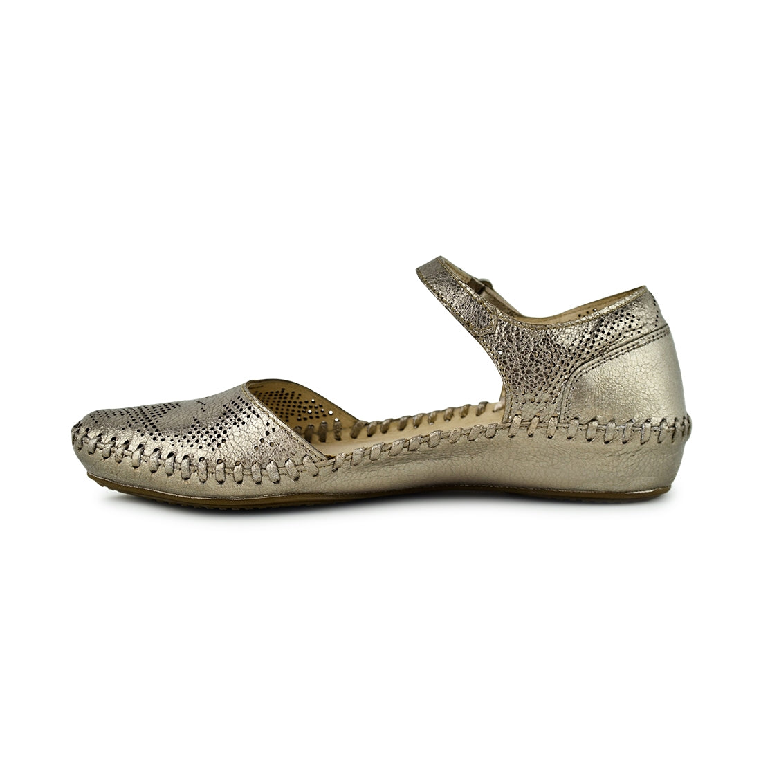 BUENA - Pikolinos Closed Shoe Pewter