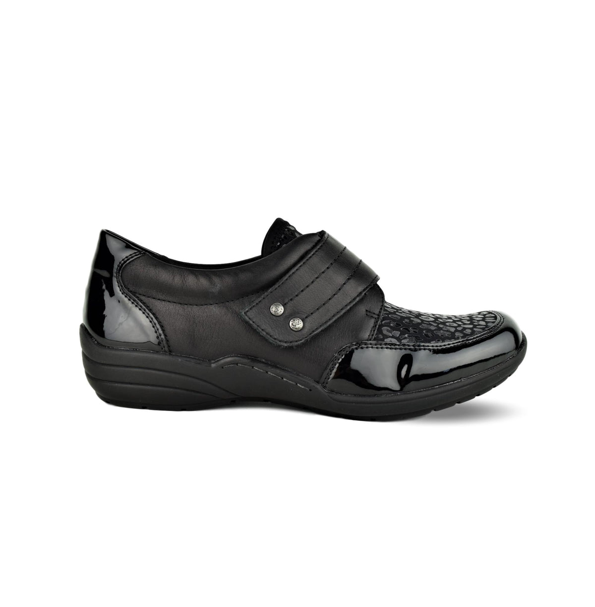 CARY - Remonte Casual Black