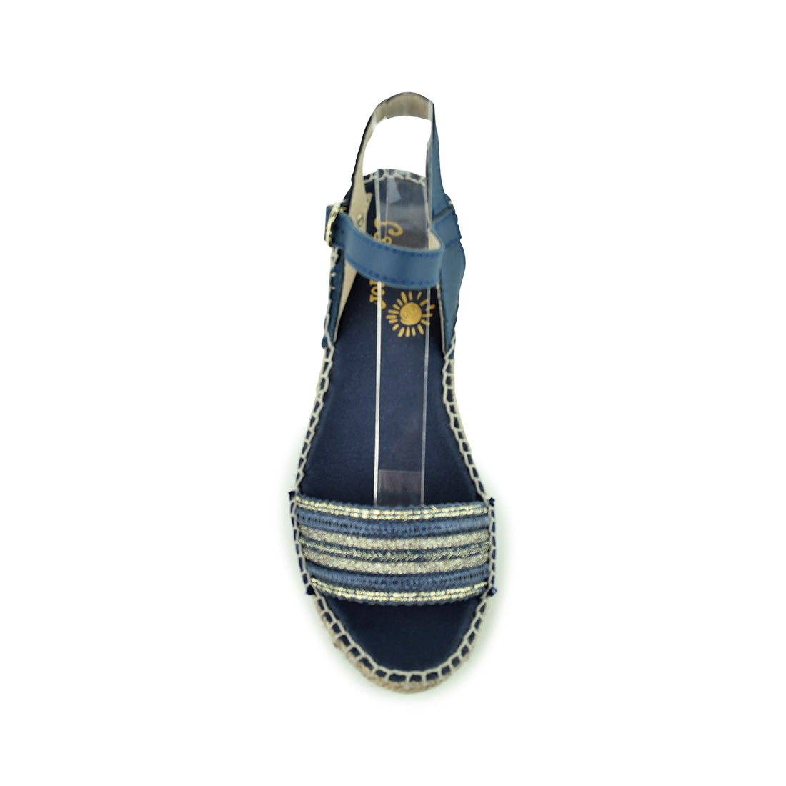 CHANA - Calzanor Espadrille Navy Multi