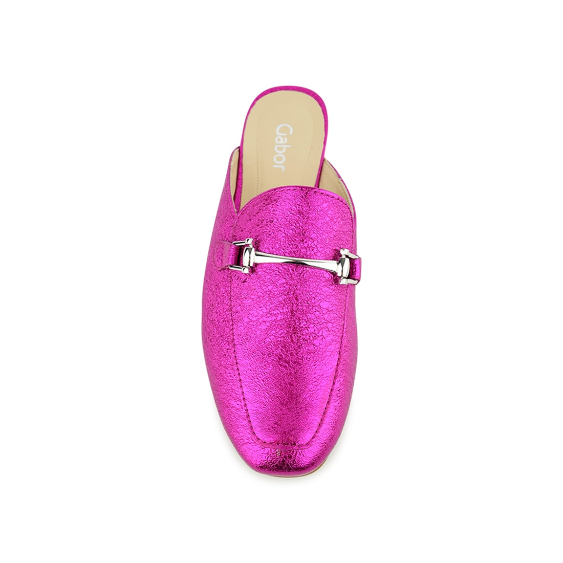 CICI - Gabor Open Backed Loafer Pink