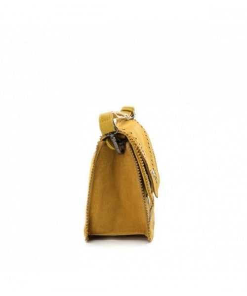 86102 - Carmela Yellow Suede
