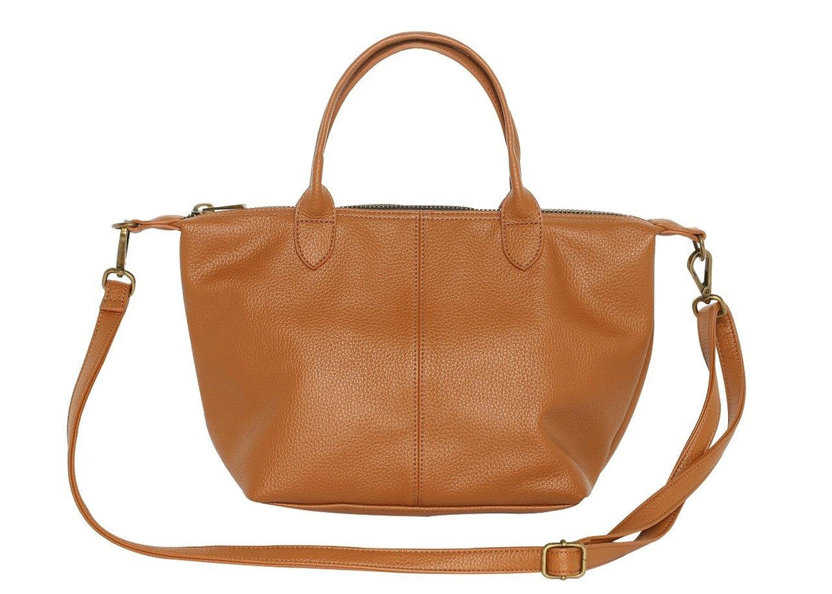 CW2005 - Cosgrove & Beasley Shoulder Bag Tan