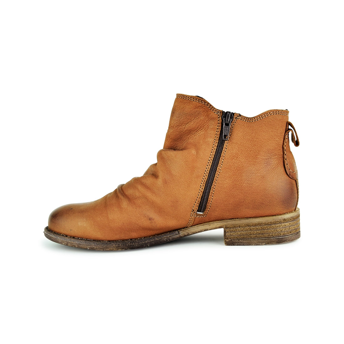 ENNA - Josef Seibel Ankle Boots Tan Rub