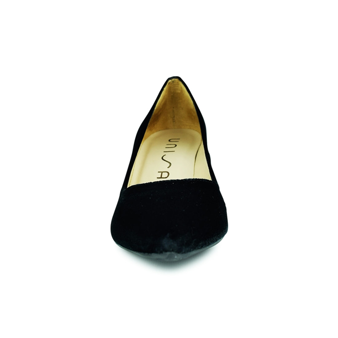 FELITA - Unisa Court Shoe Black Velvet