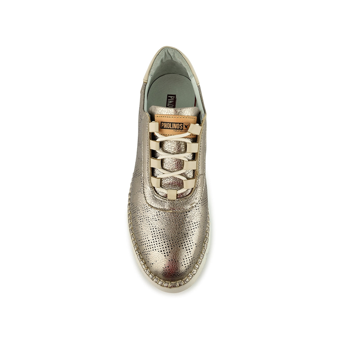FILIA - Pikolinos Lace Up Pewter