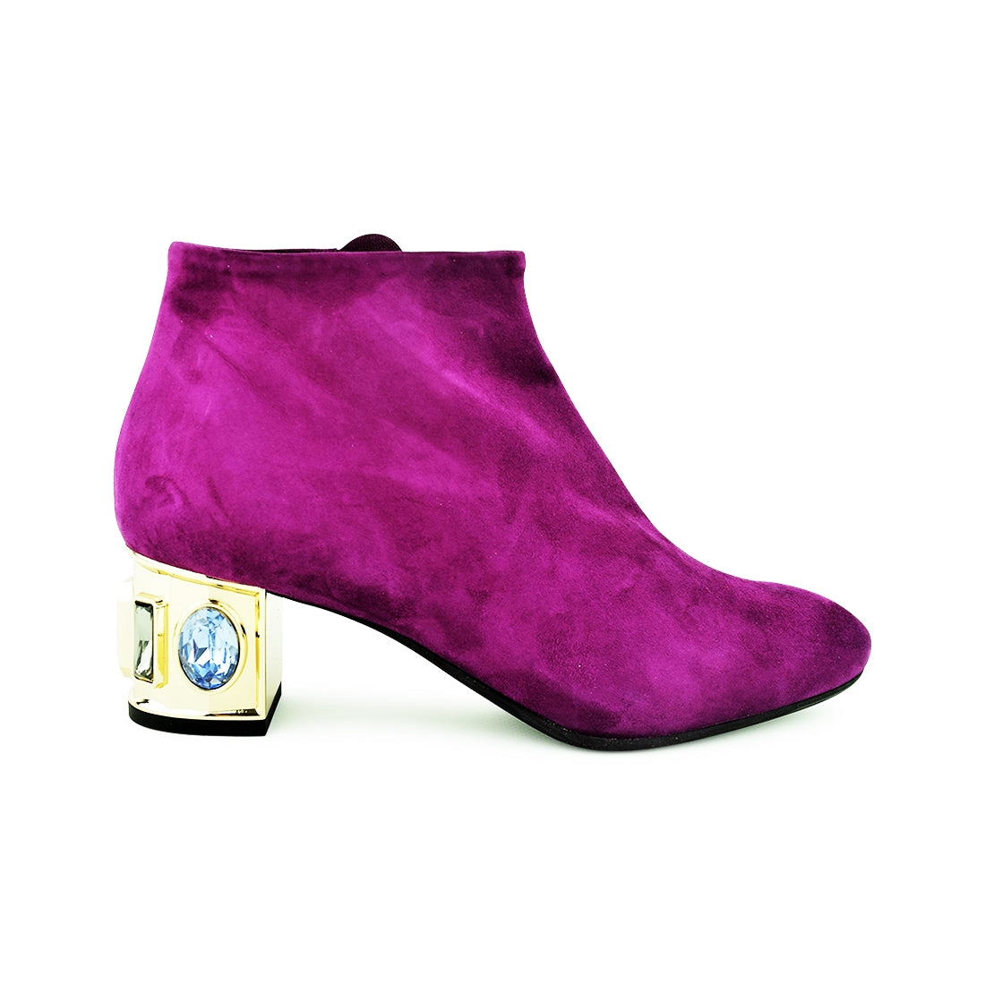 GIANA - Giorgia B Purple Suede